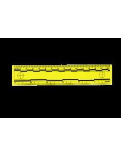 Réglette plastique pour échelle