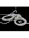 Menottes métal avec clés